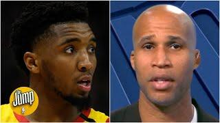 Richard Jefferson 'was not expecting' the Jazz's second-half schedule to look like this | The Jump