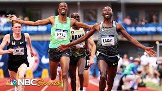 41-year old Lagat's incredible final kick claims Olympic spot in 2016 | NBC Sports