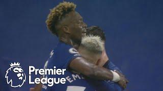 Tammy Abraham finishes quickfire double against West Ham | Premier League | NBC Sports
