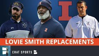 Top 10 Candidates To Replace Lovie Smith as Next Illinois Fighting Illini Head Coach In 2021
