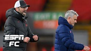 Is Jose Mourinho right that Jurgen Klopp's sideline antics are over the top? | ESPN FC Extra Time