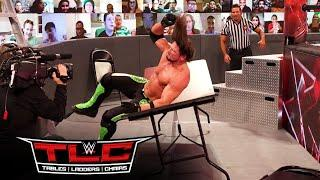 Drew McIntyre launches AJ Styles through a table: WWE TLC 2020 (WWE Network Exclusive)