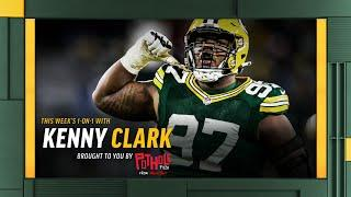 Total Packers: 1-on-1 with Kenny Clark