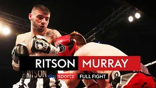 When Lewis Ritson destroyed Joe Murray in under TWO minutes! | Fight Rewind