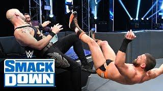 Drew Gulak vs. King Corbin – Money in the Bank Qualifying Match: SmackDown, April 24, 2020