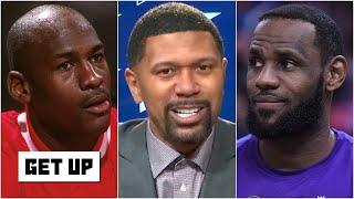Jalen Rose compares today's NBA to MJ's era | Get Up