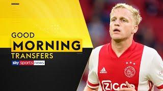 What impact will Donny van de Beek have at Manchester United? | Good Morning Transfers