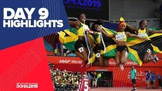 Highlights | World Athletics Championships Doha 2019 | Day 9