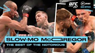 5 minutes of Conor McGregor in Glorious Slow-Mo