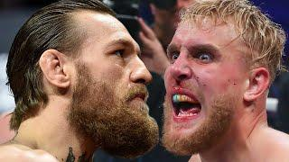 """Conor McGregor Responds To Jake Paul's Request To Fight, Calls Him A """"Confused Little Kid"""""""