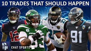 NFL Trade Rumors: 10 Trades That SHOULD Happen Ft. Yannick Ngakoue, Leonard Fournette & Kenny Stills