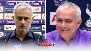 Jose Mourinho's BEST QUOTES from his 1st year at Spurs