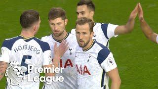 Harry Kane's penalty makes it 6-1 to Tottenham v. Manchester United | Premier League | NBC Sports