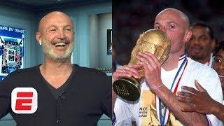 'WORST quiz ever!' France legend Frank Leboeuf can't remember a thing from World Cup '98 | ESPN FC