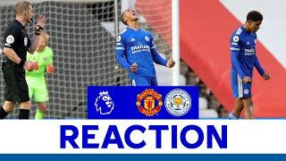 'We Kept Our Cool' - Youri Tielemans | Manchester United 1 Leicester City 2 | 2020/21