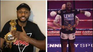 AND THE NEW!! - CRAIG RICHARDS REACTS TO STUNNING BRITISH TITLE KO WIN / TALKS ARTHUR, YARDE, BUATSI