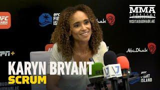 Karyn Bryant Pitches 'Alternate Feed' With Her, Angela Hill Doing Play-By-Play - MMA Fighting