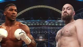 ANTHONY JOSHUA CALLS OUT TYSON FURY TO MAKE UNDISPUTED FIGHT AND WANTS WILDER & PULEV TO STEP ASIDE!