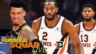 """Danny Green SHADES Cocky Clippers For """"Not Playing The Right Way"""" 