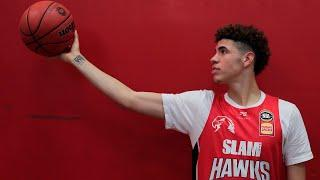 """Twitter Argues That LaMelo Ball Should NEVER Go By """"Melo"""" As That Name Belongs To Carmelo Anthony"""