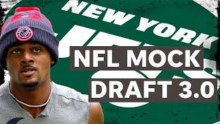 NFL mock draft 3.0: What if the New York Jets get Deshaun Watson? | USA TODAY Sports