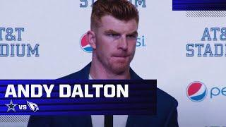 Andy Dalton: I've Got To Be Better | Dallas Cowboys 2020