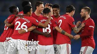 Bruno Fernandes leads Manchester United to big win v. Brighton | Premier League Update | NBC Sports