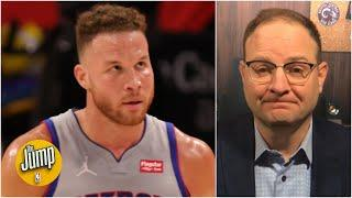 The Pistons are exploring trade and buyout scenarios for Blake Griffin | The Jump