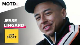 """Jesse Lingard: """"It would have been easy for me to give up' 