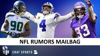 NFL Rumors: Sleeper Teams? Dalvin Cook Future? Trade Rumors? Best NFL Head Coach? | Mailbag
