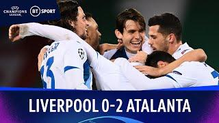 Liverpool v Atalanta (0-2) | Champions League Highlights