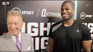 'THERE WAS DEMONS!' - ADMITS DANIEL DUBOIS (w/ FRANK WARREN) AFTER BRUTALLY KNOCKING OUT BOGDAN DINU