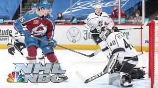 Los Angeles Kings vs. Colorado Avalanche | EXTENDED HIGHLIGHTS | 3/14/21 | NBC Sports