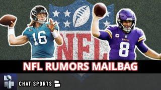 NFL Rumors: Coaching Hot Seat, Rookie Of The Year, Overrated Teams, 2022 Playoff Predictions | Q&A