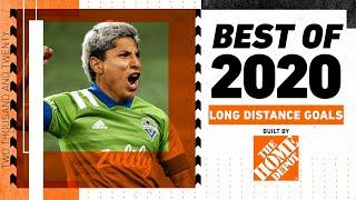 Who Had The Best LONG RANGE Goal in 2020?