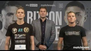 'I WON'T GET CARRIED AWAY' - EDDIE HEARN TOLD BY APRIL HUNTER AHEAD OF KLAUDIA VIGH BOUT / NEWCASTLE