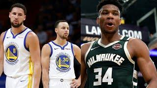 Warriors Have To Get RID Of Klay Thompson In Order To Secure Giannis Antetokounmpo