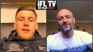 'HIS COMMENTS P***** ME OFF' - GARY CULLY ON DEVIN HANEY 'WHITE BOY' COMMENTS & FIGHTING SEAN McCOMB