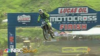 Pro Motocross Round No. 2 Lakewood, Colorado   EXTENDED HIGHLIGHTS   6/5/21   Motorsports on NBC
