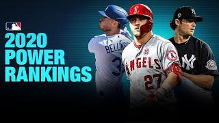 2020 MLB Power Rankings (Preseason) - Where did the Yankees, Dodgers, Cubs and others end up?