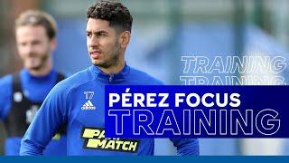 Pre-Aston Villa Training - Ayoze Pérez Focus | Leicester City vs. Aston Villa | 2020/21