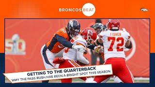 Why Bradley Chubb and the Denver pass rush is constantly getting to the quarterback | Broncos Beat