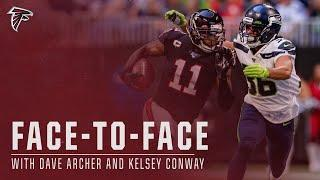 Anticipating WEEK ONE against the Seahawks | Face to Face