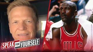 Bulls management didn't kill dynasty, Jordan-LeBron debate will end — Ric | NBA | SPEAK FOR YOURSELF