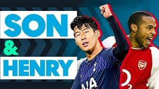 Spurs' Heung-Min Son or Arsenal's Thierry Henry   Whose Era was Stronger?   Sonsational