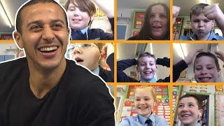 Thiago's Lockdown Lesson - Spanish and Scouse | 'Me head's chocka'
