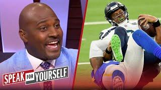 Russell Wilson is 'over-trying' and it's hurting the Seahawks — Wiley | NFL | SPEAK FOR YOURSELF