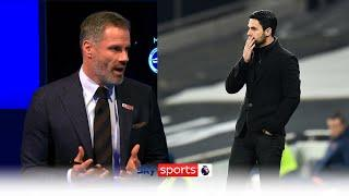 """""""I thought tactically Arsenal were a shambles"""" 
