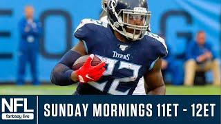 NFL Week 8 Picks & Fantasy Advice LIVE: Start 'Em & Sit 'Em, Value Plays & More!