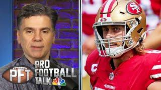 NFL Week 3 injury roundup: 49ers still without George Kittle | Pro Football Talk | NBC Sports